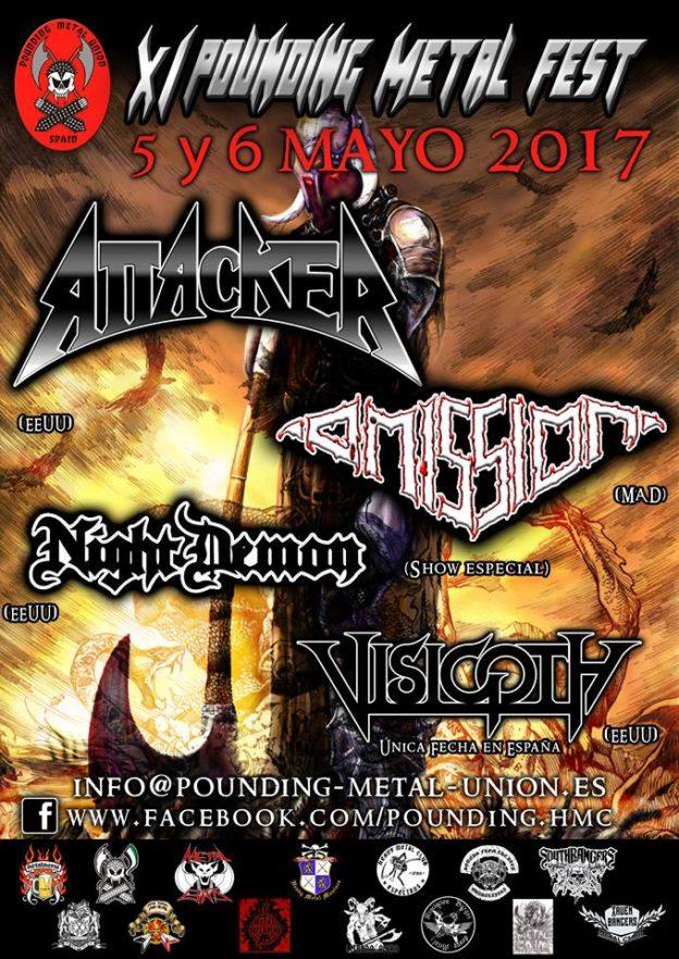 Pounding Metal Fest