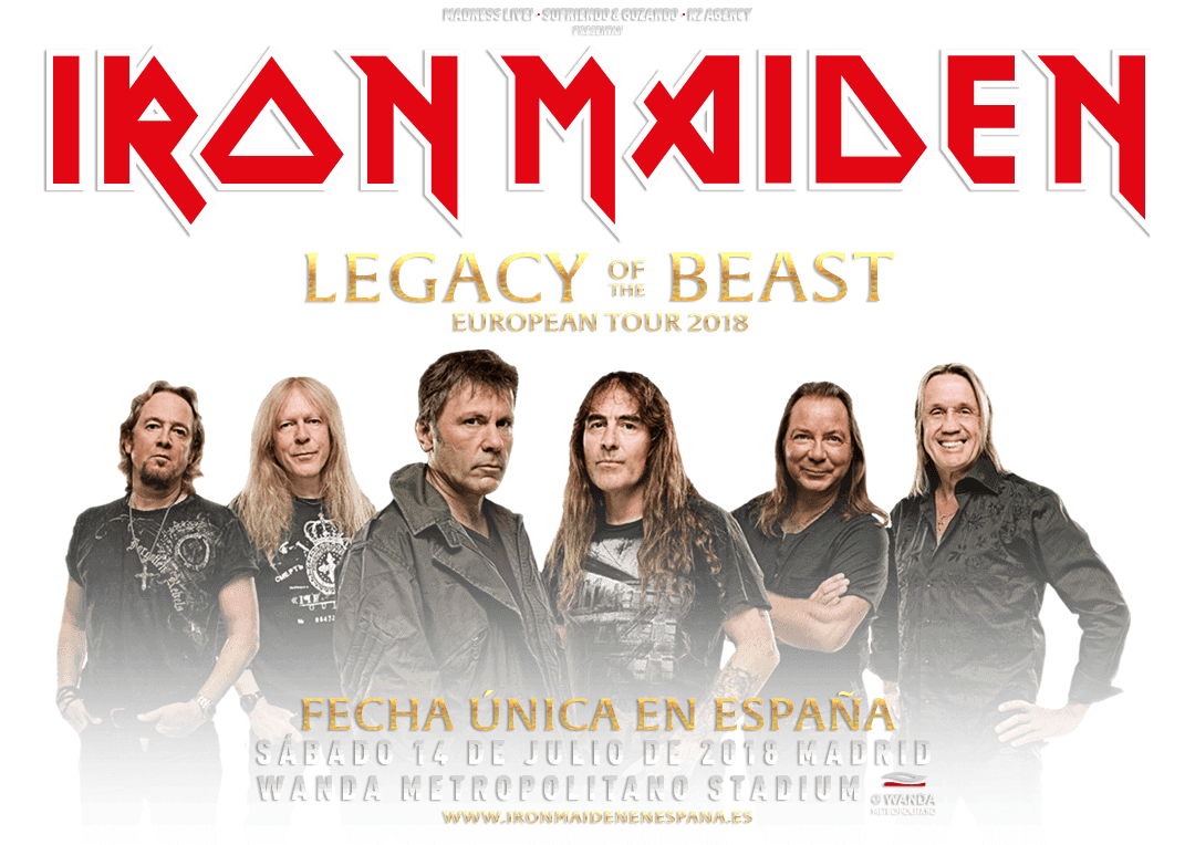 iron maiden en espana main