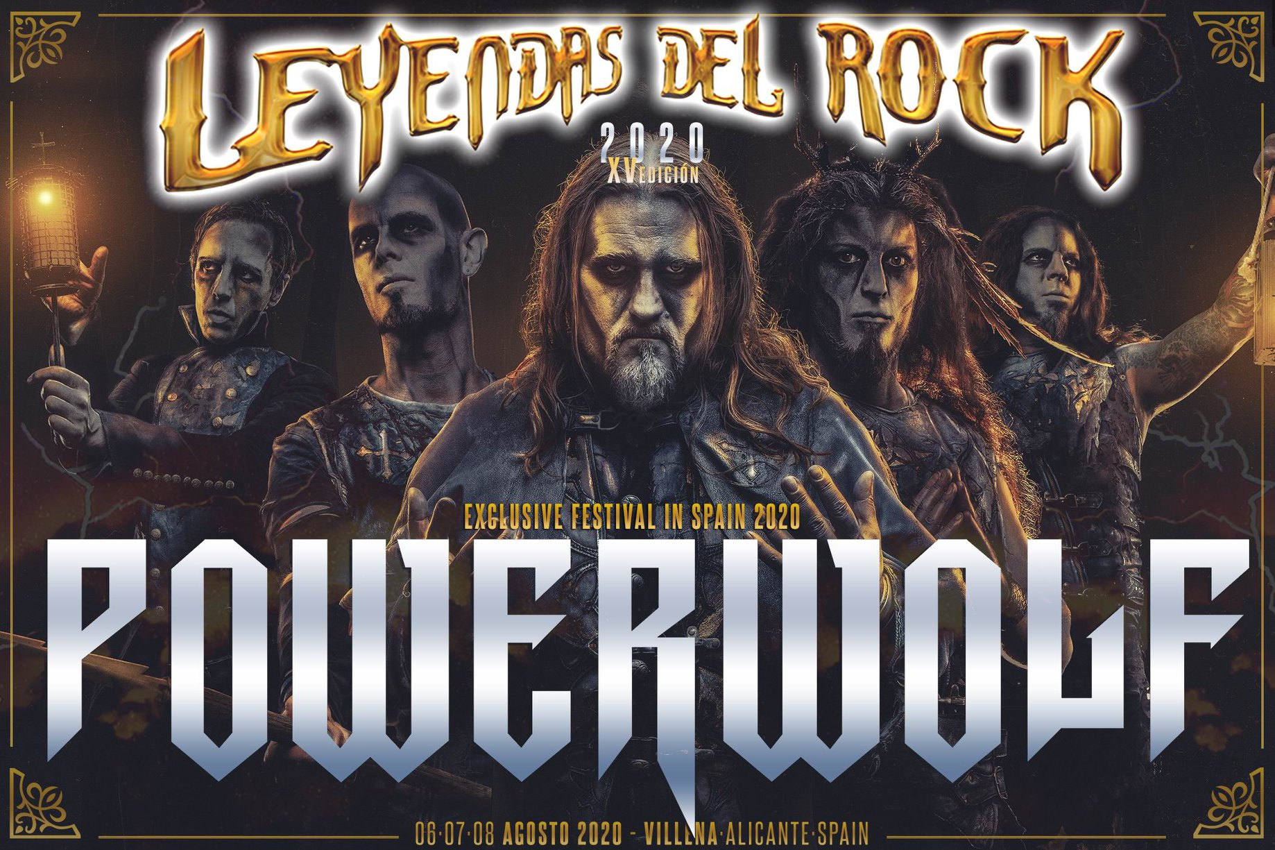 LDRXV POWERWOLF