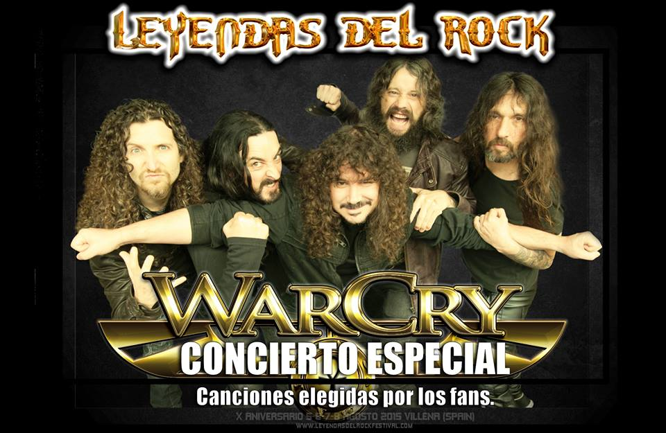 LDR 2015 Warcry
