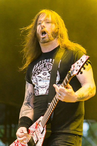 Ursynalia 2012 Slayer Gary Holt 01