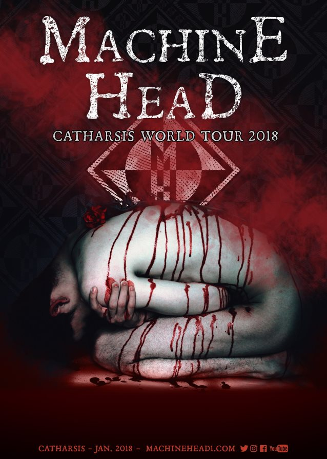 Catharsis Machine Head Tour