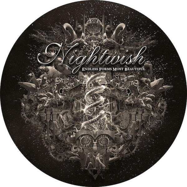 NIGHTWISH Endless Forms Most Beautiful PIC