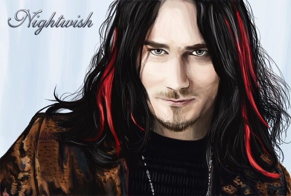 Tuomas Holopainen by capjames