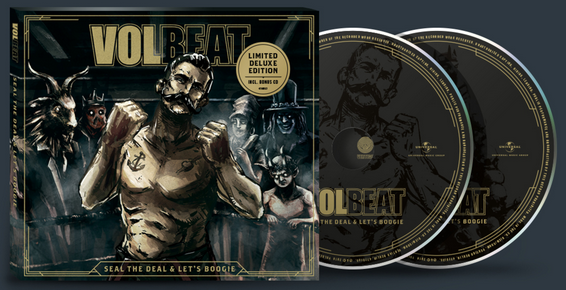 Volbeat2016 Seal The Deal Lets Boogie Deluxe Pack