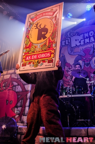 EL RENO RENARDO - Sala Rock City - 28-01-2017_7