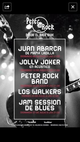 JOLLY JOKER  ACUSTICO