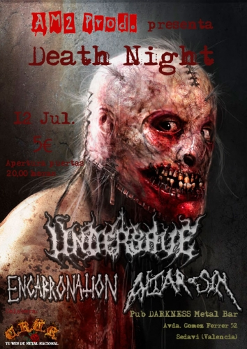 DEATH NIGHT: UNDERSAVE + ALTAR OF SIN + ENCABRONATION +