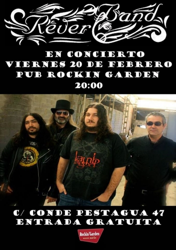 REVER BAND en Castellon