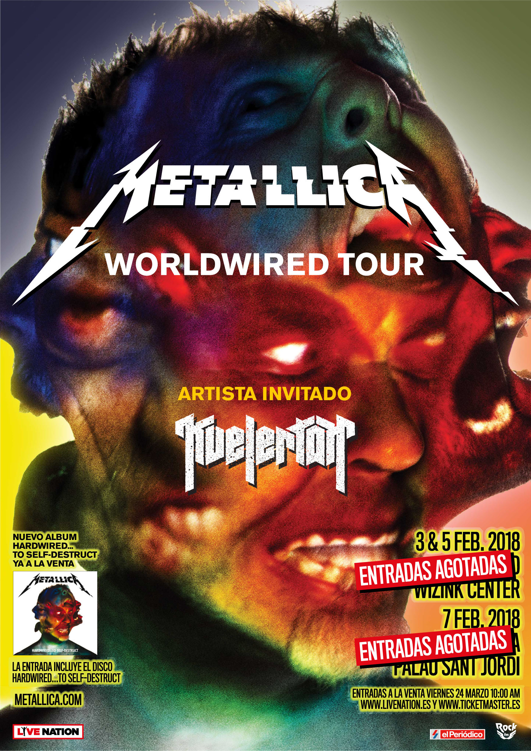 Metallica Sold Out